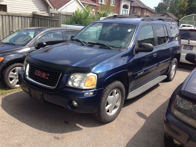 2003 gmc envoy sle hamilton ontario used car for sale. Black Bedroom Furniture Sets. Home Design Ideas