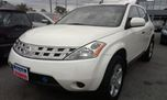 2005 Nissan Murano SL 3.5L V6 in North York, Ontario