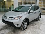 2013 Toyota RAV4 LE 4dr All-wheel Drive with Bluetooth in Edmonton, Alberta