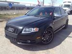 2007 Audi S4 Sdn 6sp at Tip Qtro UPGRADED SOUND SYSTEM / RECARO in Toronto, Ontario