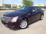 2010 Cadillac CTS Sedan 3.0L SIDI AWD 1SA LEATHER / SAT RADIO in Toronto, Ontario