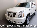 2009 Cadillac Escalade AWD NAVIGATION! SUNROOF! LEATHER! 22' CHROME! SUV in Guelph, Ontario