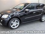 2009 Mercedes-Benz M-Class AMG SPORT PKG! w/ NAVI! SUNROOF! LEATHER! CAMERA! in Guelph, Ontario