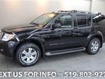 2010 Nissan Pathfinder 4WD SE 7-PASS! SUNROOF! ALLOYS! 4x4 in Guelph, Ontario
