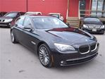 2011 BMW 750 HEADS UP DISPLAY/NAVI/B.CAM/LEATHER/ROOF in Calgary, Alberta