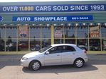 2006 Chevrolet Optra LS, ONE OWNER, NO ACCIDENTS, GAS SAVER ! in North York, Ontario