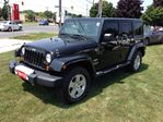 2012 Jeep Wrangler Unlimited READY FOR ANY SEASON!!! in Hamilton, Ontario
