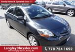 2007 Toyota Yaris Base 5Spd Manual in Surrey, British Columbia