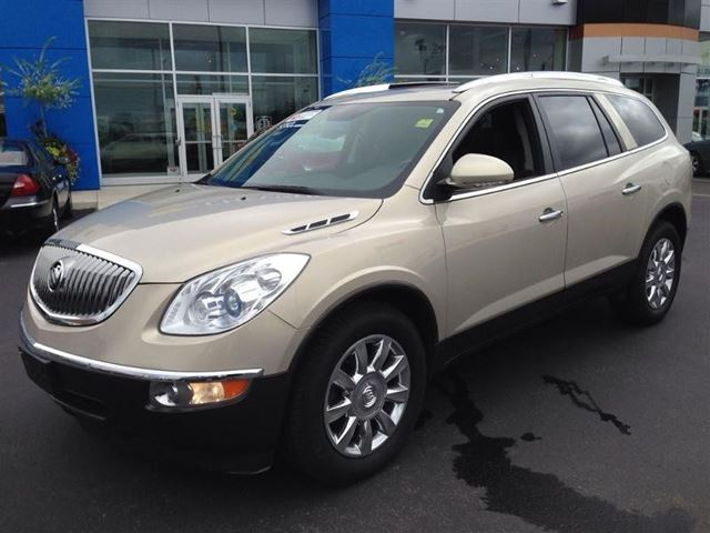 used 2011 buick enclave v6 cy cxl2 cambridge. Black Bedroom Furniture Sets. Home Design Ideas