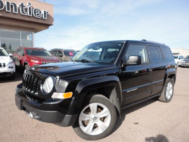 2012 JEEP PATRIOT Limited in Smithers, British Columbia