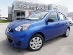 2015 Nissan Micra S in Collingwood, Ontario