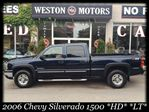 2006 Chevrolet Silverado 1500 *HD*LT*CREW CAB*4X4*FULLY LOADED*NEW TIRES* in York, Ontario