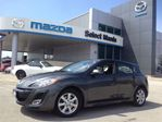 2011 Mazda MAZDA3 Sport GS*HATCH*AUTO*WARRANTY TIL 2016 in Stoney Creek, Ontario