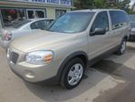 2007 Pontiac Montana SV6 WELL EQUIPPED SV6 EDITION 7 PASSENGER CAPTAINS.. KEYLESS ENTRY.. CD PLAYER.. in Bradford, Ontario