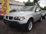 2006 BMW X3 2.5i  cert&etested in Oshawa, Ontario
