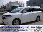2012 Nissan Quest SL *Lthr/Alloys* in Winnipeg, Manitoba