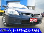 2005 Honda Accord LX-G - Auto, Power Group & Accident Free in Bolton, Ontario