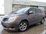 2011 Toyota Sienna w/3rd row,rear climate control,cruise control in Cambridge, Ontario