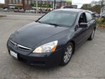 2007 Honda Accord EX-L Leather seat  in Mississauga, Ontario