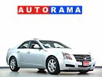 2009 Cadillac CTS CTS4 LEATHER PANORAMIC SUNROOF in North York, Ontario
