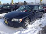 2007 Volvo S60 SE, Automatic, Leather, Sunroof, AWD in Burlington, Ontario