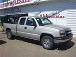 2006 Chevrolet Silverado 1500 LS REAL WARRANTY INCLUDED. in Edmonton, Alberta