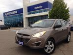 2012 Hyundai Tucson GL | ONE OWNER | NOT A RENTAL | LOW KMS in Oakville, Ontario