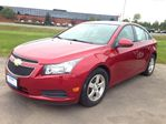 2012 Chevrolet Cruze LT Turbo in Thunder Bay, Ontario