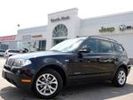 2010 BMW X3 28i AWD PWR OPTS HTD FRT SEATS KEYLESS ENTRY CD/MP3 PLAYER ALLOYS in Thornhill, Ontario