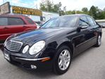 2004 Mercedes-Benz E-Class E320 4MATIC-SHARP in Scarborough, Ontario