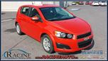 2012 Chevrolet Sonic LS in Saint-jean-sur-richelieu, Quebec