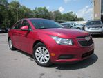 2011 Chevrolet Cruze LT TURBO, ONLY 42K! in Stittsville, Ontario