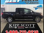 2012 Nissan Titan Rugged Luxury! Sl Model with Leather everything in Red Deer, Alberta