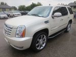 2008 Cadillac Escalade LOADED AWD 7 PASSENGER CAPTAINS.. 3RD ROW.. LEATHER.. ROOF.. NAVIGATION.. DVD.. in Bradford, Ontario