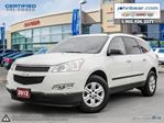 2012 Chevrolet Traverse LS in St Catharines, Ontario