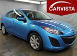 2011 Mazda MAZDA3 GS  -LEATHER/SUNROOF- in Winnipeg, Manitoba