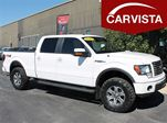 2012 Ford F-150 FX4 SUPERCREW -LIFT/35 TIRES- in Winnipeg, Manitoba