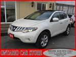 2010 Nissan Murano SL AWD LEATHER SUNROOF in Toronto, Ontario