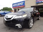 2010 Acura TL SH-AWD -NAVI -XENON TECK PACK in Montreal, Quebec