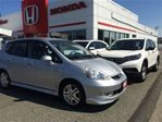 2007 Honda Fit Sport in Campbell River, British Columbia