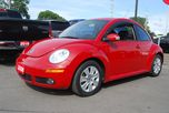 2008 Volkswagen New Beetle ONLY 57000KM! LEATHER & SUNROOF in Ottawa, Ontario
