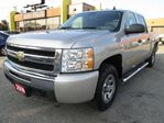 2009 Chevrolet Silverado 1500 LS 4x4 SuperCrew in North York, Ontario