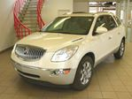 2009 Buick Enclave CXL WHITE DIAMOND SUNROOF REAR DVD $0 DOWN $239 B/W in Edmonton, Alberta