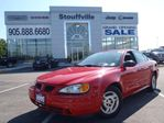 2005 Pontiac Grand Am AS IS in Stouffville, Ontario