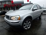 2009 Volvo XC90 I6, 7 PSGR, LEATHER, SUNROOF, 2 YEAR WARRANTY in Scarborough, Ontario