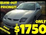 2002 Pontiac Sunfire SL - GREAT FIRST CAR!!! in Olds, Alberta