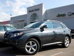 2010 Lexus RX 350 AWD LEATHER SUNROOF BACKUP CAM KEYLESS_GO POWER OPTS in Thornhill, Ontario