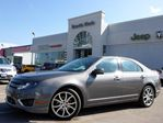 2012 Ford Fusion SEL AWD LEATHER SUNROOF HTD FRT SEATS SONY POWER OPTS in Thornhill, Ontario