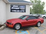 2008 Ford Mustang Convertible, 4.0L V6, Leather, 5 Speed in Essex, Ontario