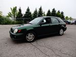 2003 Subaru Impreza 2.5 TS | AUTO | LOW MILEAGE | CARPROOF AVAILABLE! in North York, Ontario